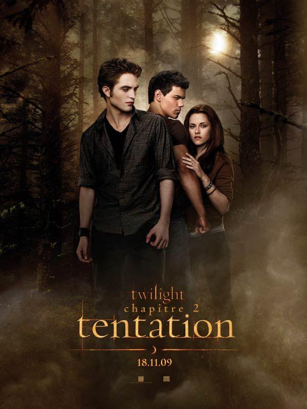 Twilight 2 new moon the movie
